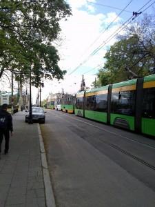 korek tramwajowy