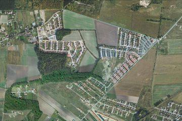 chaos przestrzenny w Polsce i zjawisko rozlewania się miast