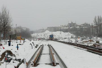 Budowa tramwaju na Naramowice jest realizowana z funduszy UE